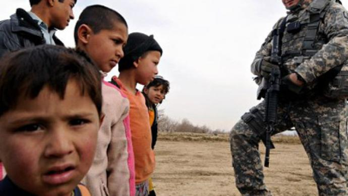 NATO can't rule out child deaths in Afghan op