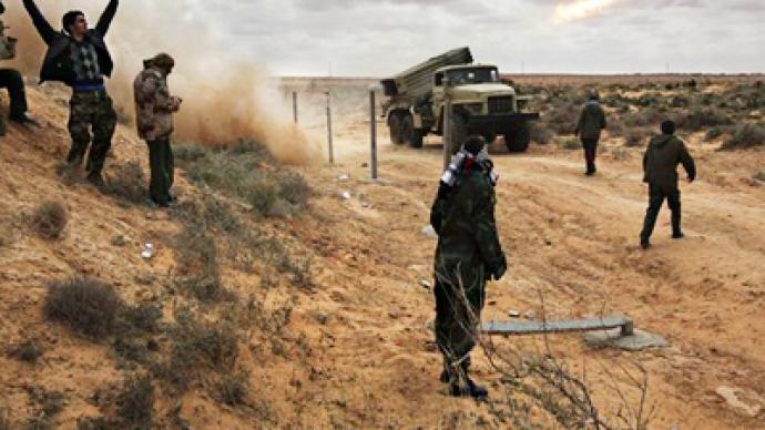 NATO and EU negotiate in Brussels over Libya
