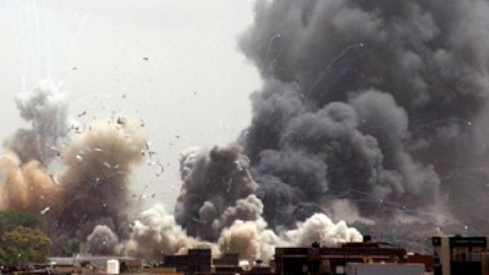 NATO intensifies airstrikes on Libya