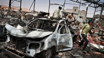 'ICC must investigate all aspects of Libyan conflict'