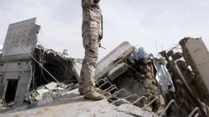 NATO operation in Libya is collective punishment – ex-congresswoman