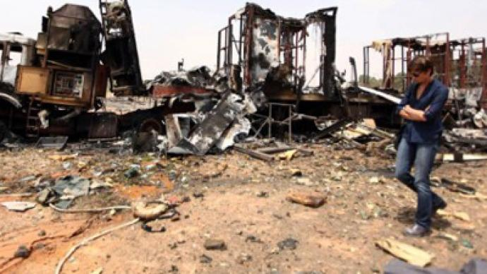 UN using NATO as private security force in Libya – writer