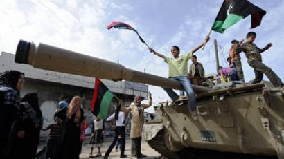 Rights to remain silent: US quiet on Libyan human rights