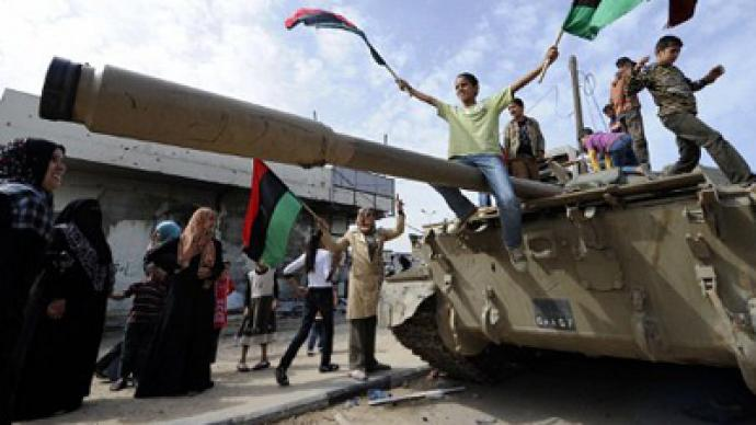 Biggest success? NATO proud of Libya op which killed thousands
