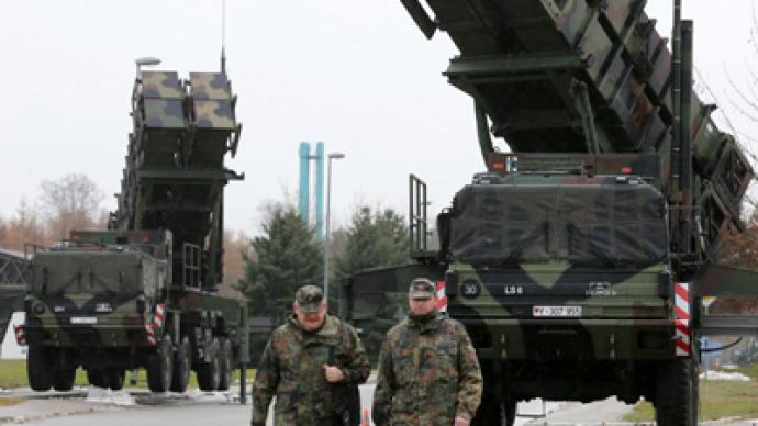 NATO votes to deploy Patriot missiles on Turkey-Syria border