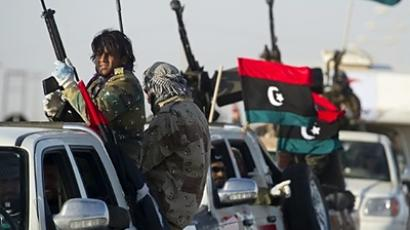 """With these weapons we don't stand a chance"" – Libyan rebels"