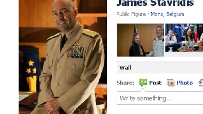 Fakebook: Bogus NATO chief spies on his top-level friends