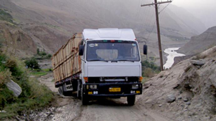 NATO - Tajikistan transit deal underway - U.S. official