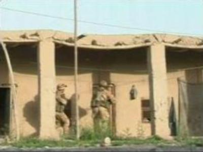 NATO takes Taliban stronghold