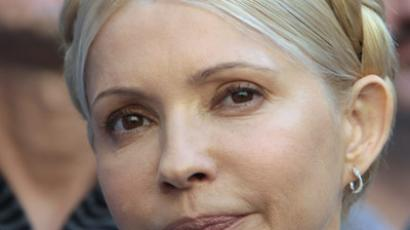 Jailed Tymoshenko goes on hunger strike