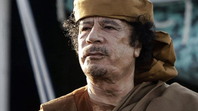 NATO united over need to end Gaddafi regime