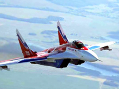 Nato's newest members hanging on to Russian jets