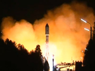 Russia launches Proton-M with GLONASS satellites