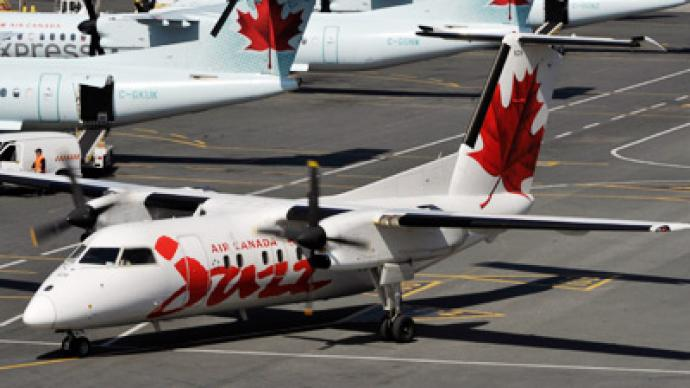 Needle found in sandwich onboard Air Canada