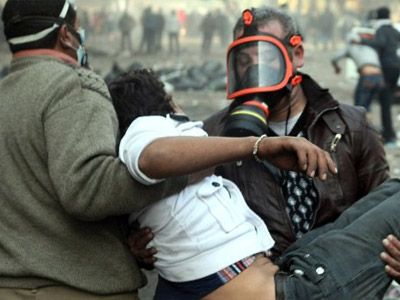Tahrir terror: Female journos, 'naked blogger' assaulted