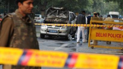 Israeli embassies in Tbilisi and New Delhi targeted (VIDEO, PHOTOS)