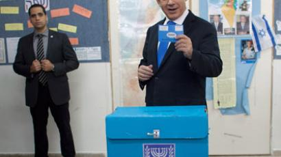 Dark horse in Israel election won't obstruct new Netanyahu government