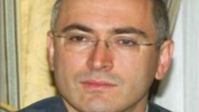 New charges brought against former Yukos head