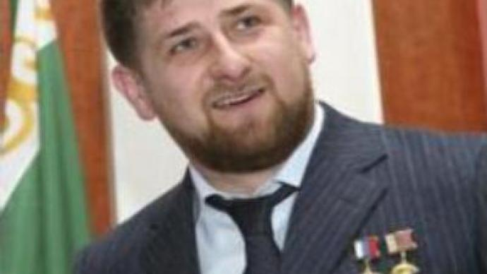 New Chechen President vows to rebuild the republic