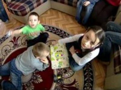 New Children's Charity in Russia's Far North
