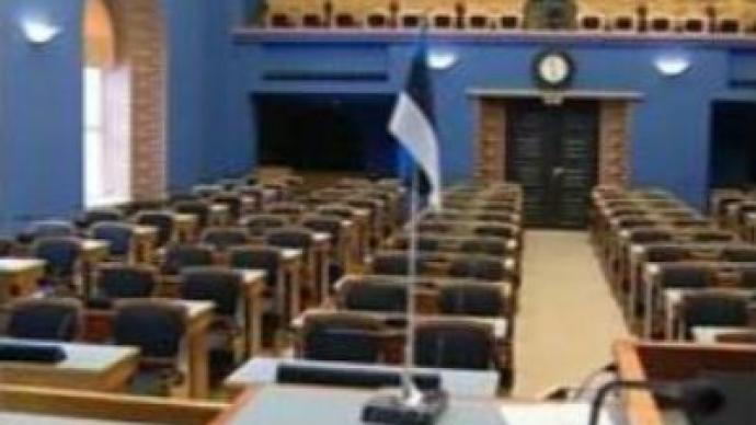 New coalition to be formed in Estonia