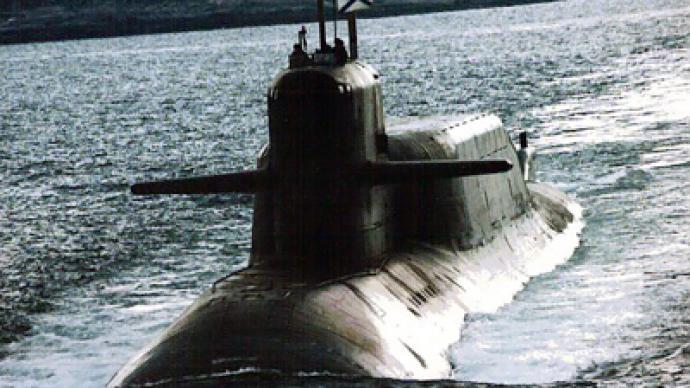 New submarine supermissile can pierce ABM shield