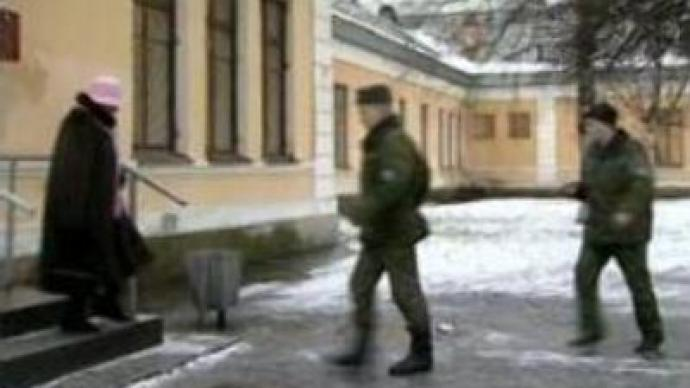 New possible victim of hazing in Russian army