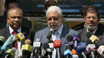 'Islamist hardline growing under Egyptian regime'