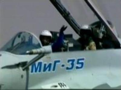 New Russian fighter-jets in Indian sky