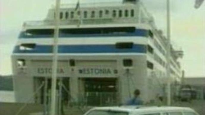 "New twist in ""Estonia"" ferry sinking case"