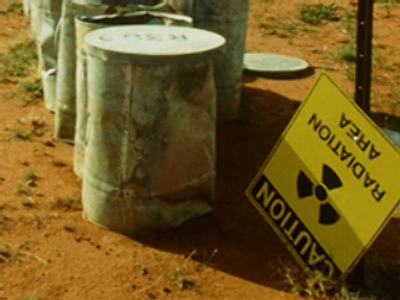 New uranium leak in France