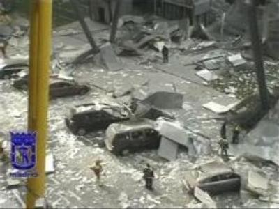 New victim of Madrid explosion