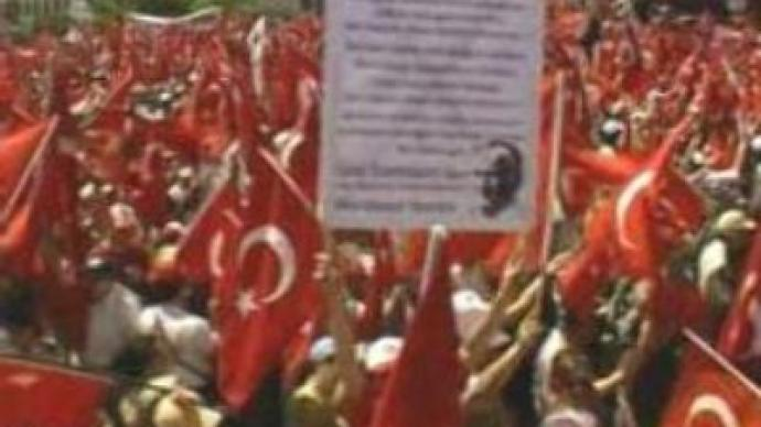 New wave of protests in Turkey