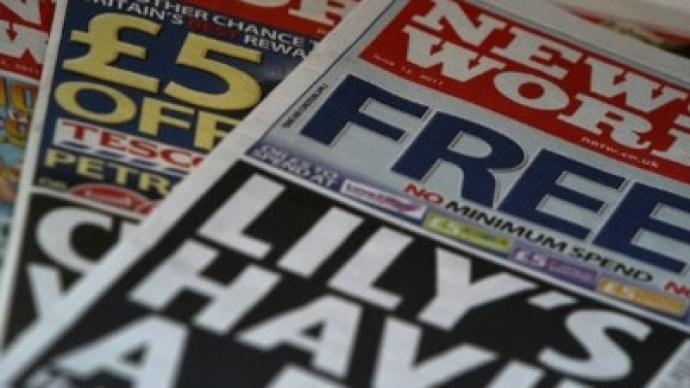 Bestselling UK tabloid closes over phone hacking scandal