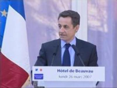 Nicolas Sarkozy resigns to focus on presidential campaign