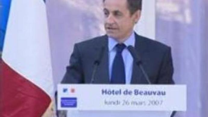 Nicolas Sarkozy resigns to focus on presidential campaign