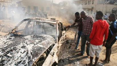 Death toll in Nigeria terror onslaught tops 170 (PHOTOS, VIDEO)