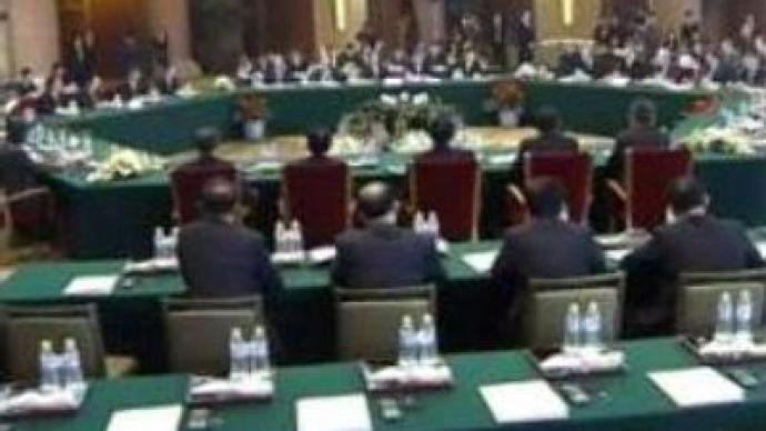 No breakthrough in talks on North Korea