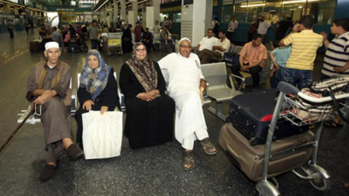 Don't cry if you can't fly: American on no-fly list gets stuck in Mid-East