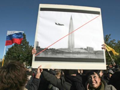 No referendum on St. Petersburg skyscraper