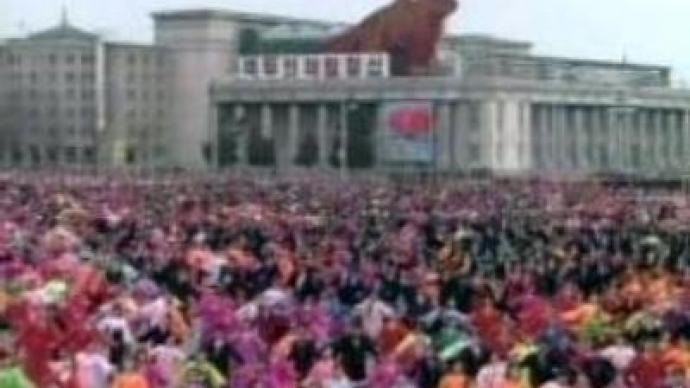 North Korea celebrates birthday of late national founder