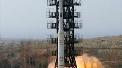 N. Korea fuelling rocket ahead of banned launch