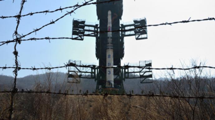 North Korean rocket launch condemned