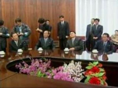 North Korea pushes for aid deliveries