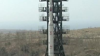 US claims N. Korea's satellite is 'out of control' security threat
