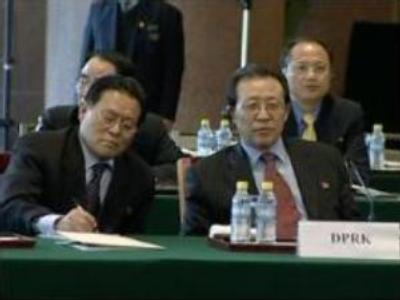 North Korean envoy heads to U.S.