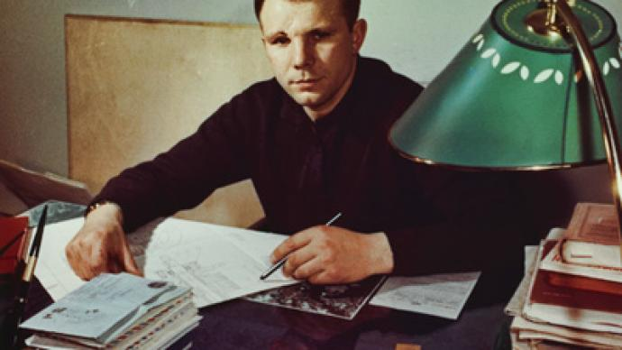 Gagarin's undelivered death note published