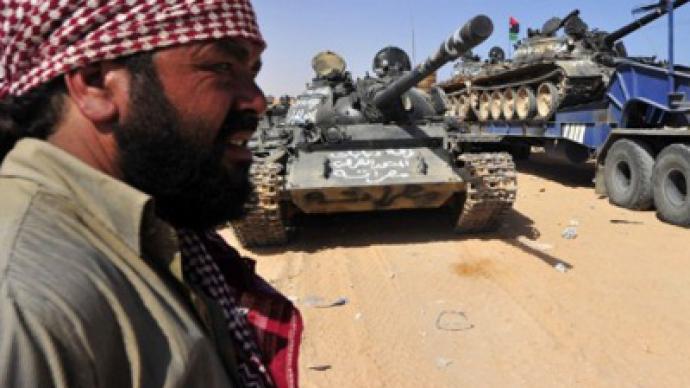 NTC troops gain foothold in Sirte
