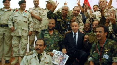 NATO actions not in Libyan people's interest