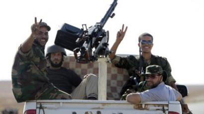 Enemy at the gates?  Libyans storm NTC headquarters